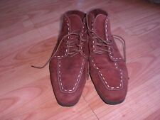 Esprit Footware Brown Suede Flat Ankle Boots Size 36