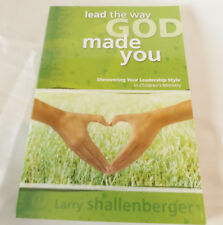 BRAND NEW Lead the Way God Made You Discovering Your Leadership Style w Children