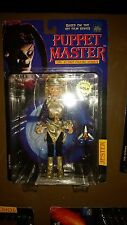 "Puppet Master ""Jester"" Figure Gold Edition Full Moon Toys, Rare"
