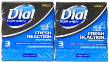 Dial For Men Sub Zero Fresh Reaction Revitalizing Micro-Infused Scent Technology