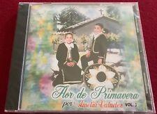 "Alabanza Musica Cristiana ""Flor de Primavera"" por Amelia Necochea Valadez (CD)"