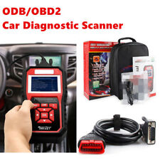ODB OBD2 Car Diagnostic Tool Scanner KW850 Automotive Code Reader Functional
