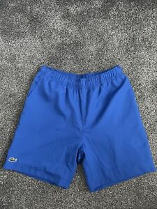 Boys Lacoste Sport Shorts Age 12 Years