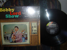 RARE-BOBBY LORD-The Bobby Lord Show-1965-on hickory-LPM-126-in shrinl-M-/ M-
