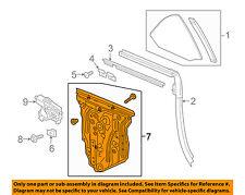 Chevrolet GM OEM 16-17 Camaro Glass Hardware-Window Lift Regulator Left 84027561