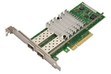 Dell Intel x520-da2 SFP + Double Port PCIe 10 Go 10gbe NIC SFP + vfvgr HH or FH
