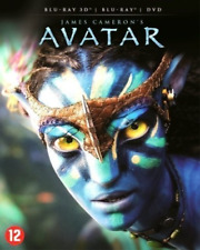 MOVIE-AVATAR -3D- Blu-Ray NEW