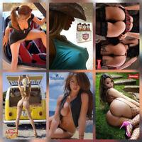 "Hot Girls Sexy lady bottom Beautiful Photo Decor Fridge Magnet Size 2.5"" x 3.5"""