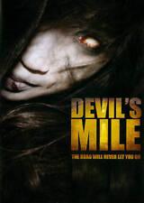 Devil's Mile (2014 Unrated DVD) Horror Thriller Terror Evil Devil Sealed New