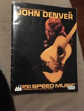 Greatest Hits Denver, John - Country Music Sheet Songs Guitar Chords Easy Play