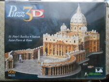 🧩 Puzzle Jigsaw Puzz3D puzz 3d St. Peter's Basilica Vaticano San Pietro Rome 🧩