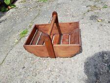 Wooden Trug for Garden / House / Display