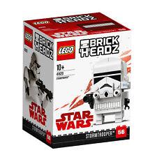 41620 LEGO Brickheadz Stormtrooper Star Wars 124 Pieces Age 10+ New Release 2018