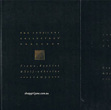 1990/91 Australia Post Collectors Yearbook - Frama Booklet Album with all Stamps
