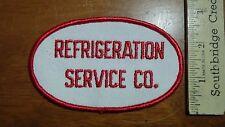 VINTAGE  REFRIGERATION SERVICE CO   BX V 19
