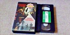 Doctor Who Pyramids Of Mars UK PAL VHS Pre Cert VIDEO 1985 Tom Baker Lis Sladen