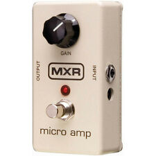 MXR M133 Effect Pedal, Micro Amp, Brand New In Box !