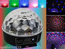 Magic Ball DMX512 Stage Lighting Digital LED RGB Crystal DJ Disco Effect Light
