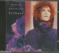 MELISSA MANCHESTER - Tribute - CD 1989 MINT CONDITION