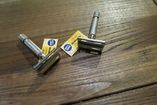RARE ANCIEN RASOIR DE SURETE GILLETTE ROCKET MADE IN ENGLAND -LOT DE 2-