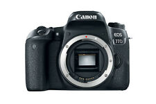 "Canon EOS 77D Body 24.2mp 3"" Brand New jeptall"
