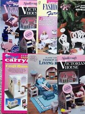 Plastic Canvas DOLL FURNITURE PATTERNS for Barbie **You Choose