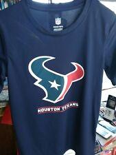 NFL Houston Texans youth meduim 1012  NFL official apparel T-shirt