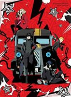Persona 5 The Animation/The Day Breakers/Limited Edition/Blu-Ray W/Cd Japan New
