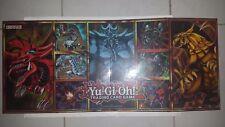 YU-GI-OH! Legendary Collection 1 Yugi Kaiba Gods Blue-Eyes Game Board / Playmat