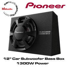 "Pioneer TS-WX306B - 12"" 20cm Bass Box Enclosure 1300W Bass Power"