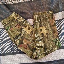 Mossy Oak Break Up INfinity Camo Jeans Mens Sz W30 L 30 Multicolor