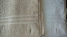 Ralph Lauren Bath Sheet Towels