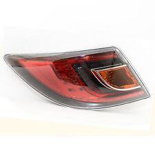 For Mazda 6 Mk2 2008 - 7/2010 Rear Light Tail Light Passenger Side N/S