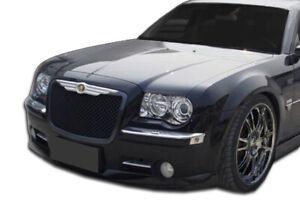05-10 Chrysler 300C Brizio Duraflex Front Bumper Lip Body Kit!!! 107427