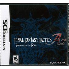 Final Fantasy Tactics A2 Grimoire of The Rift DS NDS