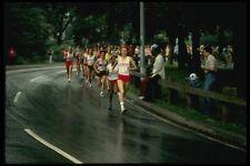 148057 Frontal Runner maratón de Nueva York Central Park A4 Foto Impresión