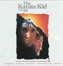 The Karate Kid:Part 3-1989-Original Movie Soundtrack-10 Track-CD