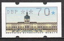 Berlino 1987 automarten-marchio libero 70er post freschi LUSSO!!! (a139)