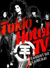 TOKIO HOTEL - TV CAUGHT ON CAMERA ! - DVD Sigillato