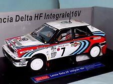 Lancia Delta Integrale 16V #7 MONTE CARLO 1990 Auriol  SUN STAR 3115 1:18