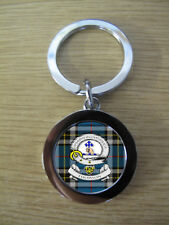 THOMSON CLAN KEY RING (METAL) IMAGE DISTORTED TO PREVENT INTERNET THEFT
