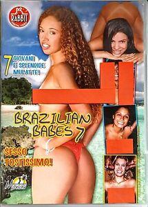 DVD EX NOLEGGIO - BRAZILIAN BABES 7   - EROTICO SEXY V.M.18