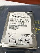 """HITACHI  HTE721060G9AT00 60GB 7200RPM 2.5"""" IDE HARD DRIVE 0A26612 Zero Hours"""