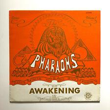 Rare Funk, The Pharoahs - Awakening, Original Lp on Scarab, 1971