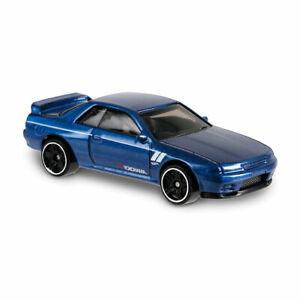 1 - 2019 Hot Wheels Nissan Factory - Nissan Skyline GT-R R32 BNR32 Die-Cast Car