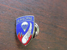 AIRBORNE Army NEW Pin or Tie Tac Military Wing and Parachute