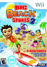 Big Beach Sports 2 WII New Nintendo Wii, Nintendo Wii