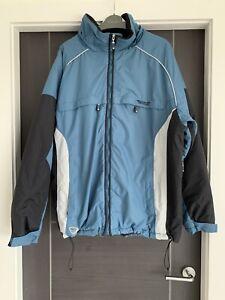 Mens Brugi Blue Ski Jacket - Size 42 - Waterproof - Windproof