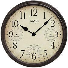 Ams 44 Quartz Horloge murale de Cuisine bureau Montre Watch Shabby Chic 645