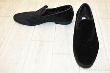 **Steve Madden Laight Velvet Loafer - Men's Size 9 - Black